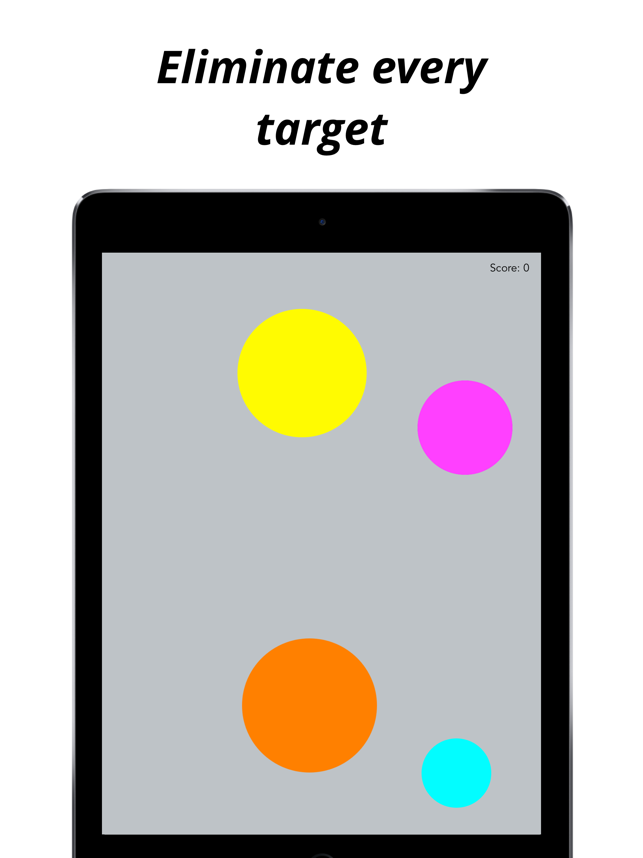 Circle Target Screenshot