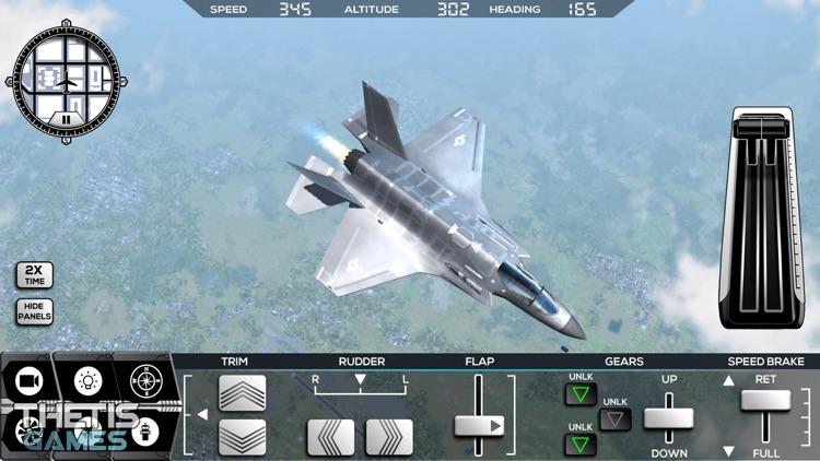Flight Simulator FlyWings 2017 screenshot-4
