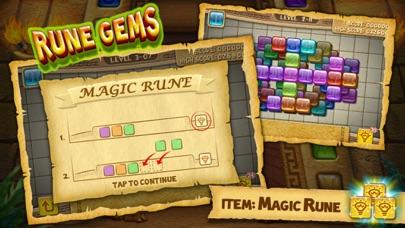 Rune Gems - Deluxe Screenshots