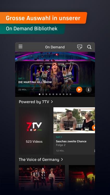Zattoo Live TV Streaming screenshot-6