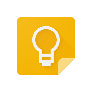 Google Keep Productivity app