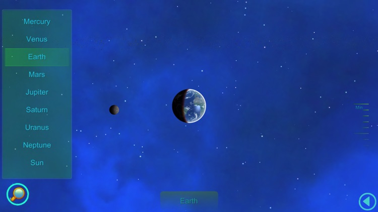 Travel in deep space(Solar) screenshot-4