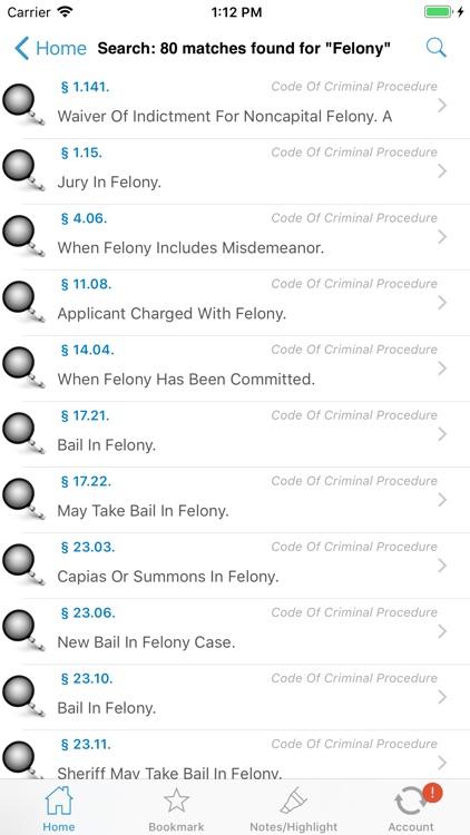 KY Laws Codes Titles KRS screenshot-7
