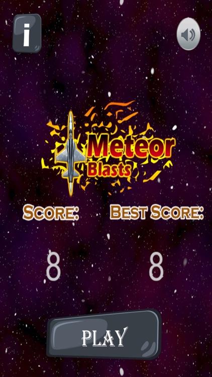 Meteor Blasts
