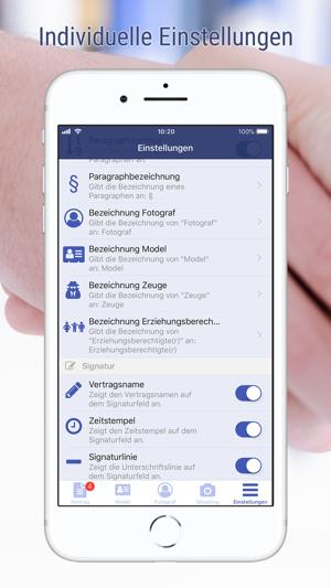 Smart Model Release Im App Store