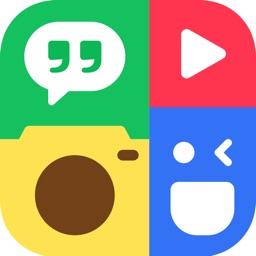 PhotoGrid - Video & Pic Editor