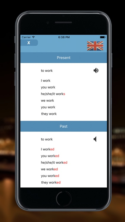 Learn English - Lengo Your Own Vocabel Trainer App screenshot-3
