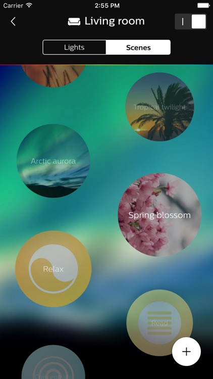 Philips Hue screenshot-1