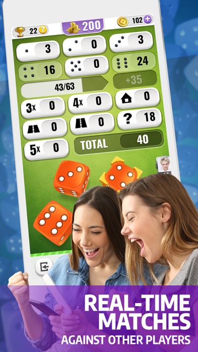 Golden Roll: The Dice Game screenshot 1