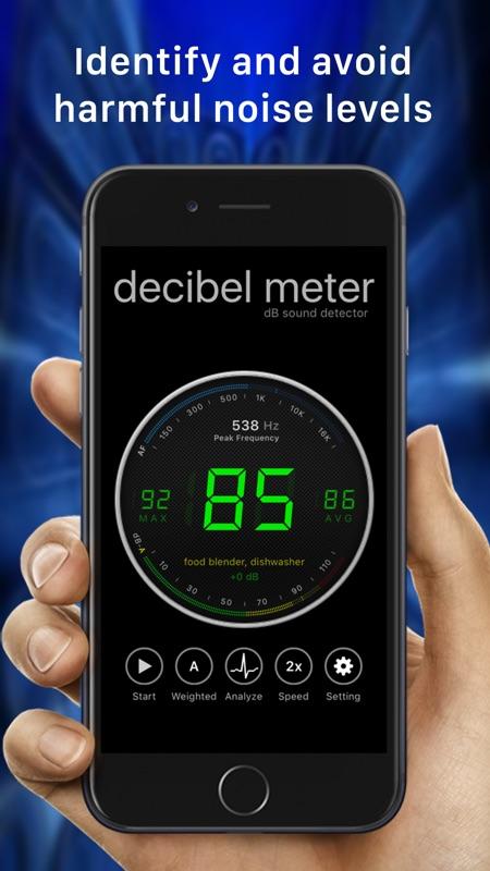 Decibel Meter Sound Detector - Online Game Hack and Cheat
