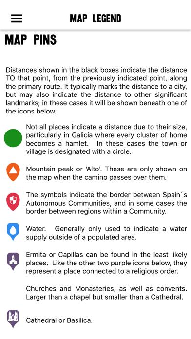 Wisely + the Camino Portugués Screenshot