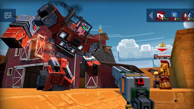 Pixelfield - Battle Royale FPS screenshot-3