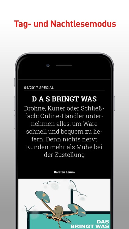 WIRED Magazin (D) screenshot-4