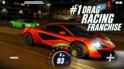CSR Racing 2 app image