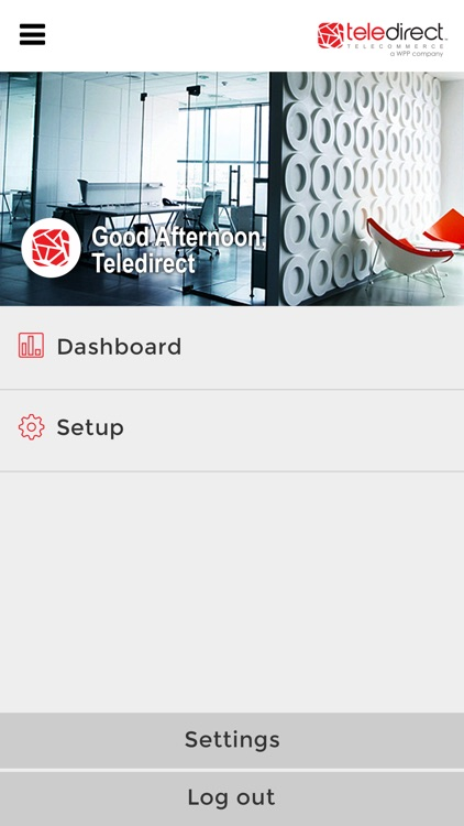 Teledirectasia Dashboard