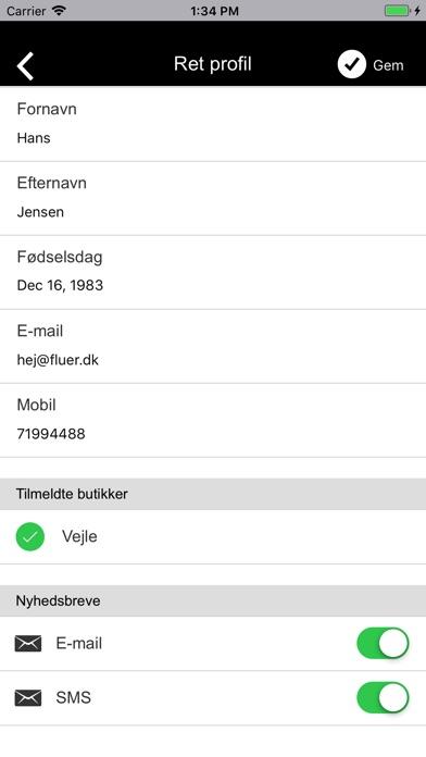 Fluer.dk Screenshot