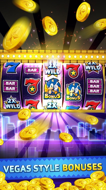 SEGA Slots: Vegas Casino 777 screenshot-5
