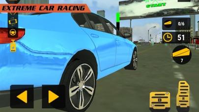 Xtreme City: Car Race Stunts screenshot one