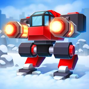 MechCom 3 - 3D RTS app