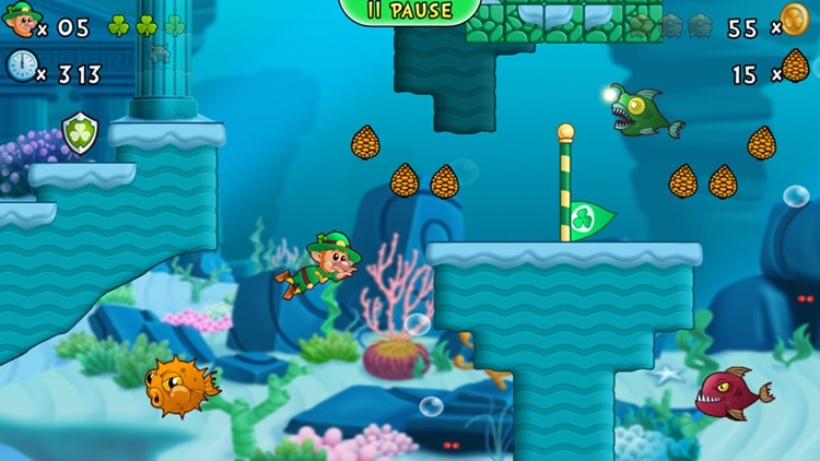 Lep's World 3 - Jumping Games screenshot-3
