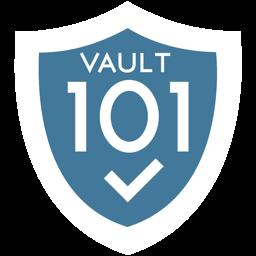 Ícone do app Vault 101 - password protect files and folders