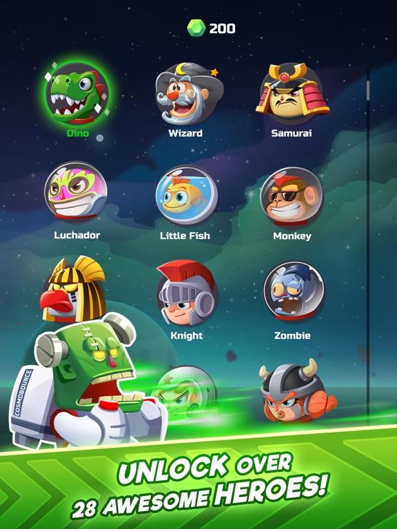 Cosmo Bounce screenshot 10