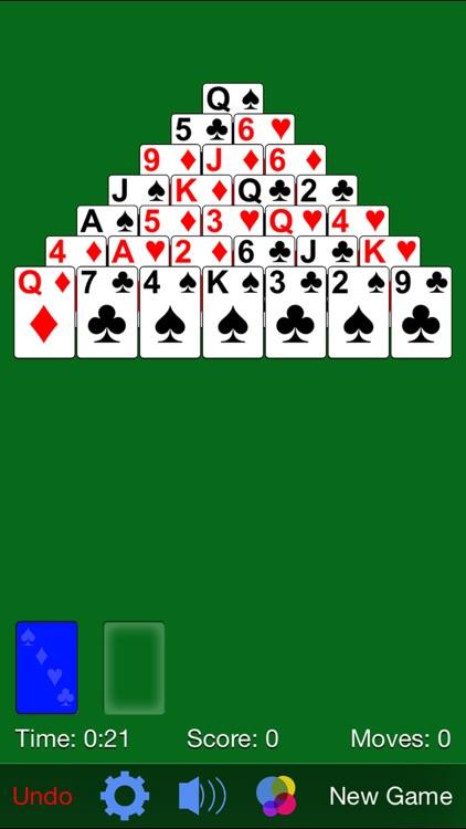 Pyramid Solitaire·
