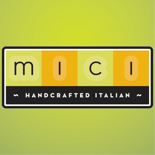 Mici Easy Online Ordering App iOS App