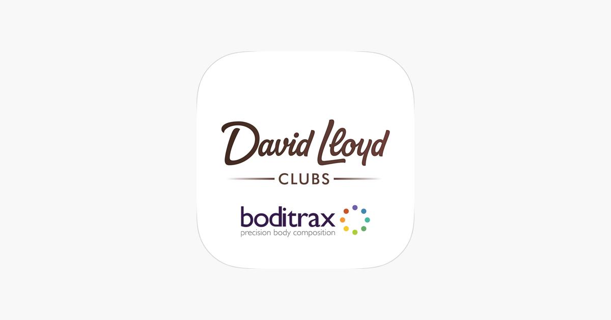 David Lloyd Boditrax In De App Store