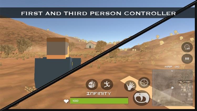 pixel unknown battle ground screenshot-3