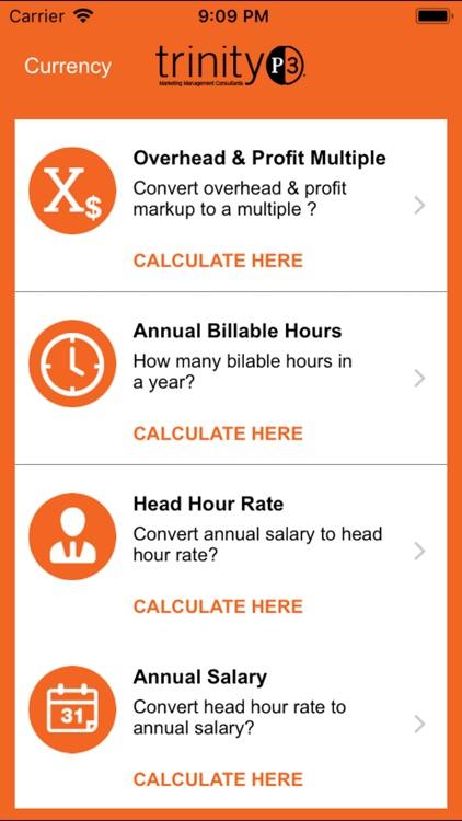 Resource Rate Calculator