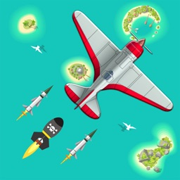 War Plane: Airplane Games Wing