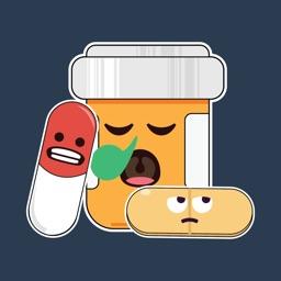 Funny Medicine Emoji