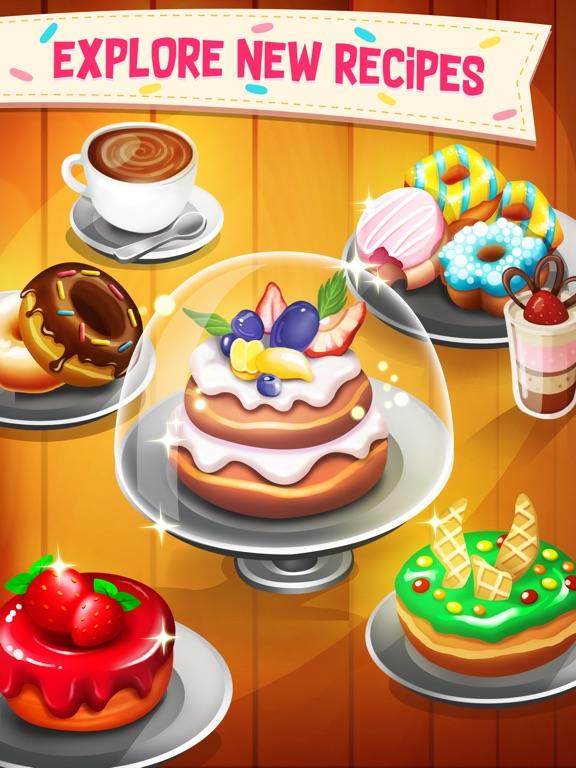 iPad Image of Donut City Tycoon