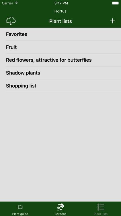 Hortus - Plants in your garden screenshot-4