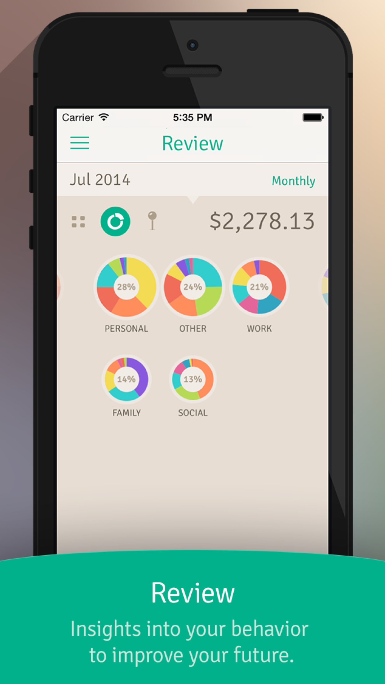 Wally Lite - Personal Finance Screenshot