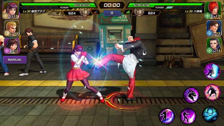 KOF ALLSTAR screenshot-6