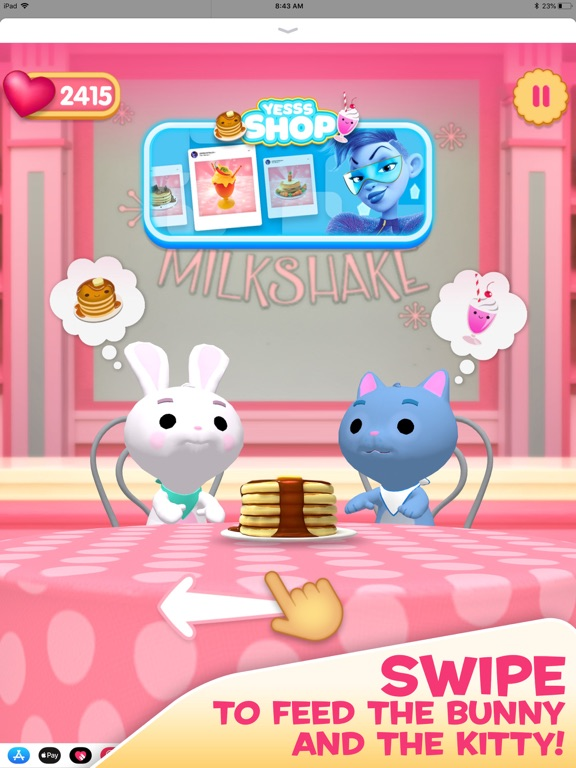 Pancake Milkshake screenshot 7
