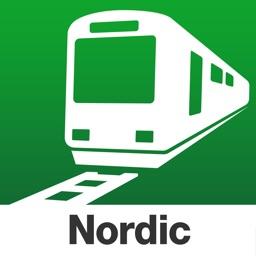 Nordic Transit by NAVITIME