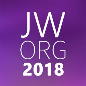 JW.org 2018 Books app