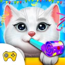 Kitty Birthday Party Celebration