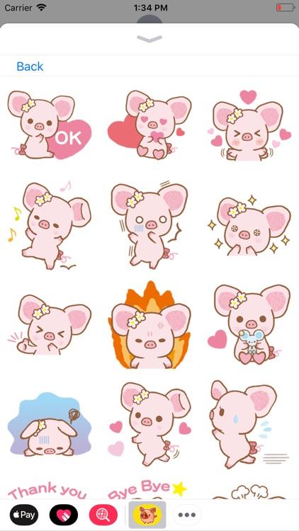 Piggy Stickers Collection screenshot-5