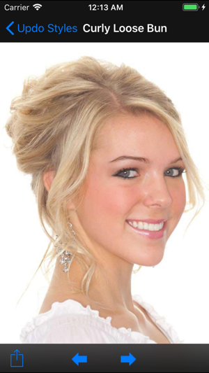 Updo Styles On The App Store