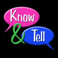 Codes for Know & Tell (with ads) Hack
