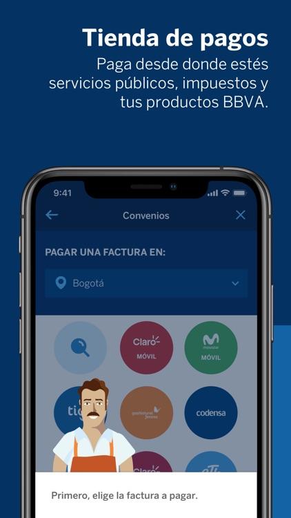 BBVA móvil Colombia