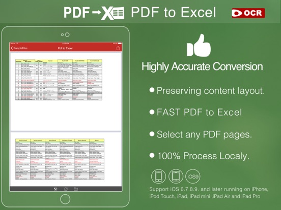 from pdf to excel