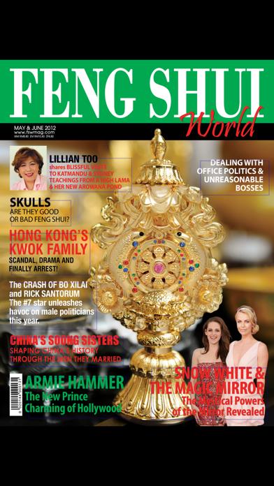Feng Shui World Magazineのおすすめ画像3