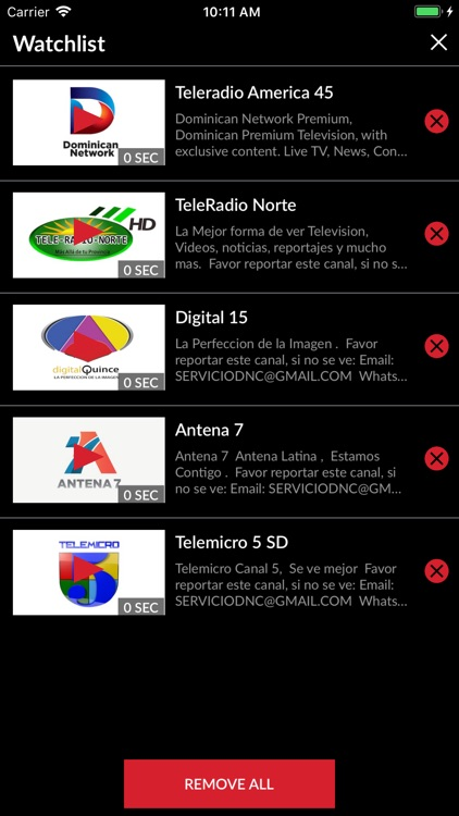 Dominican Networks screenshot-2