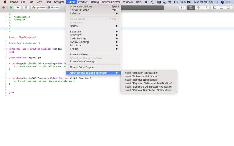 Notifications Toolbelt for Mac