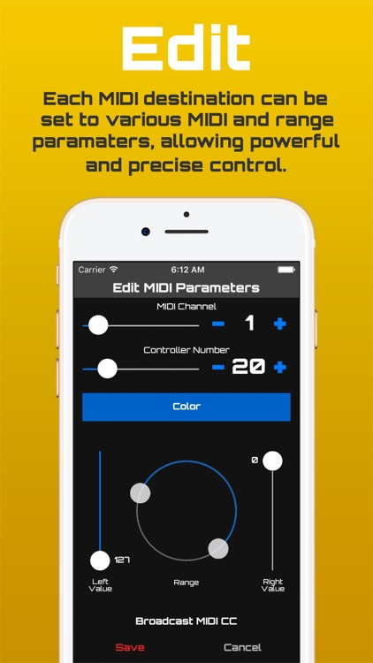 Knob Lab - MIDI Controller by Sonic Logic screenshot-3